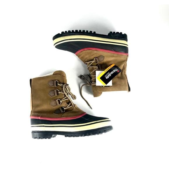 06d323ddac2 Nordstrom Men s Brown Waterproof Insulated Boots